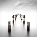 500px / Photo Infinite Pier by Marco Carmassi
