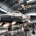 500px / Photo Space Shuttle Enterprise by Michael Noirot
