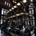 500px / Photo Metropolitan Waterworks Museum by Michael Noirot