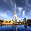 500px / Photo Burj Khalifa from the Pool Bar by Ian Powell