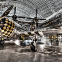 500px / Photo P-47D Thunderbolt HDR by Michael Noirot